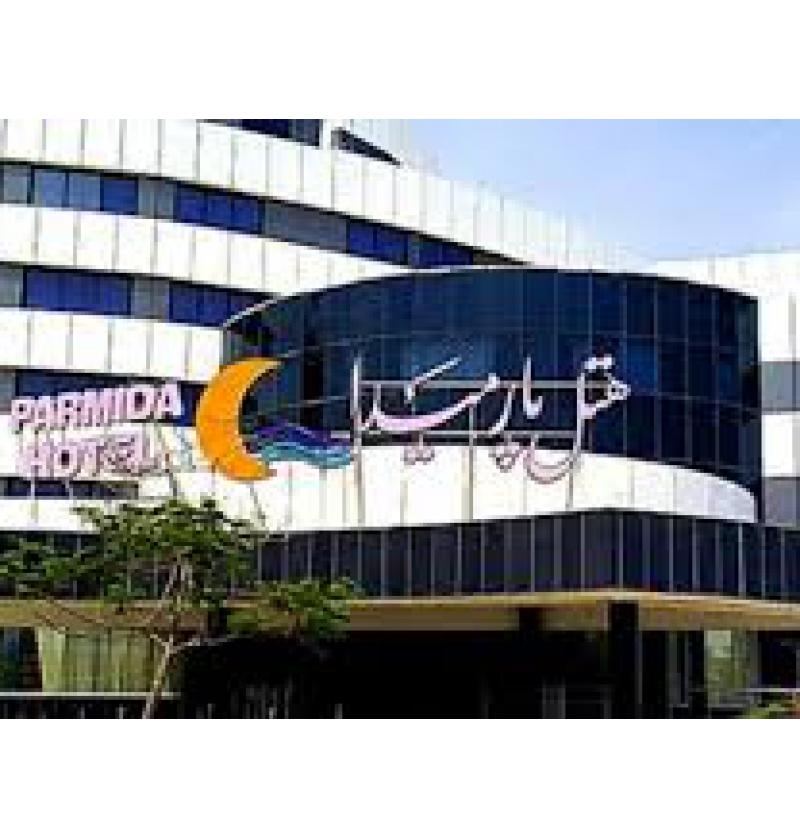 هتل پارمیدا 3* تاپ
