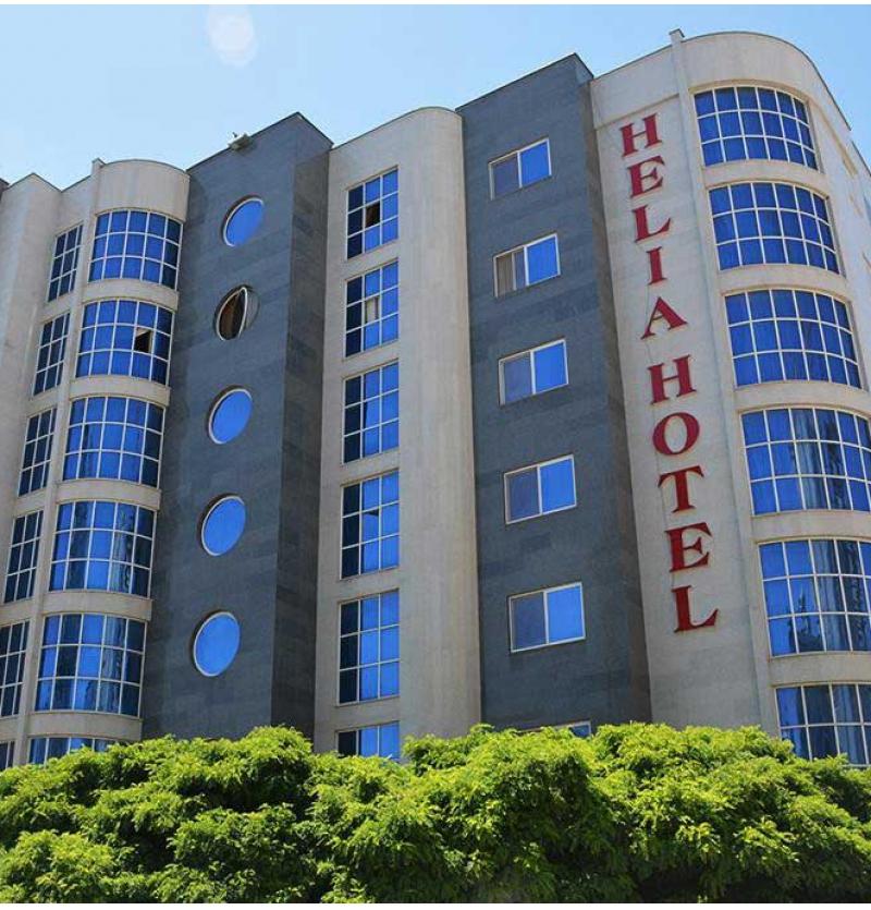 هتل هلیا4 ستاره